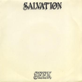 "Seek EP - 7"" - front"