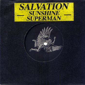 "Sunshine Superman - 7"" - front"